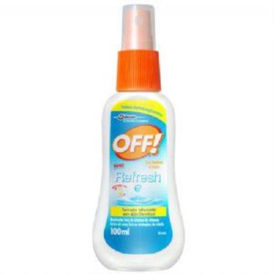 COMPRAR OFF REFRESH SPRAY COM 100ML