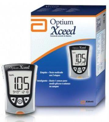 COMPRAR OPTIUM XCEED KIT PARA CONTROLE DIABETES