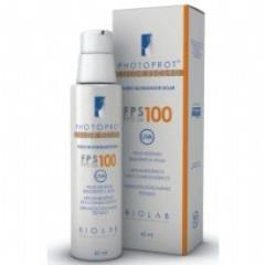 Photoprot color escuro fps 100 com 40ml  -  Biolab