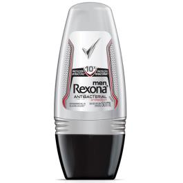 DESODORANTE REXONA ROLLON MEN ANTIBACTERIAL COM 50ML