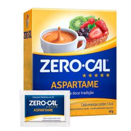 ZERO-CAL ASPARTAME COM 50 ENVELOPES