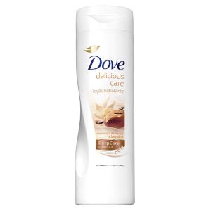 COMPRAR DOVE LOÇÃO DELICIOUS CARE COM 200ML