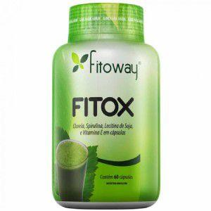 COMPRAR FITOWAY FITOX C/60 CAPSULAS